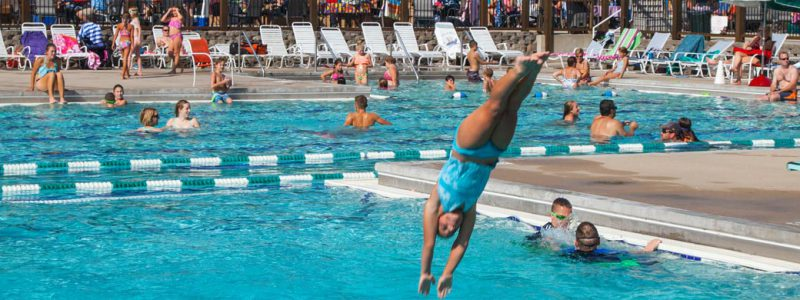 Pool Schedule and Classes
