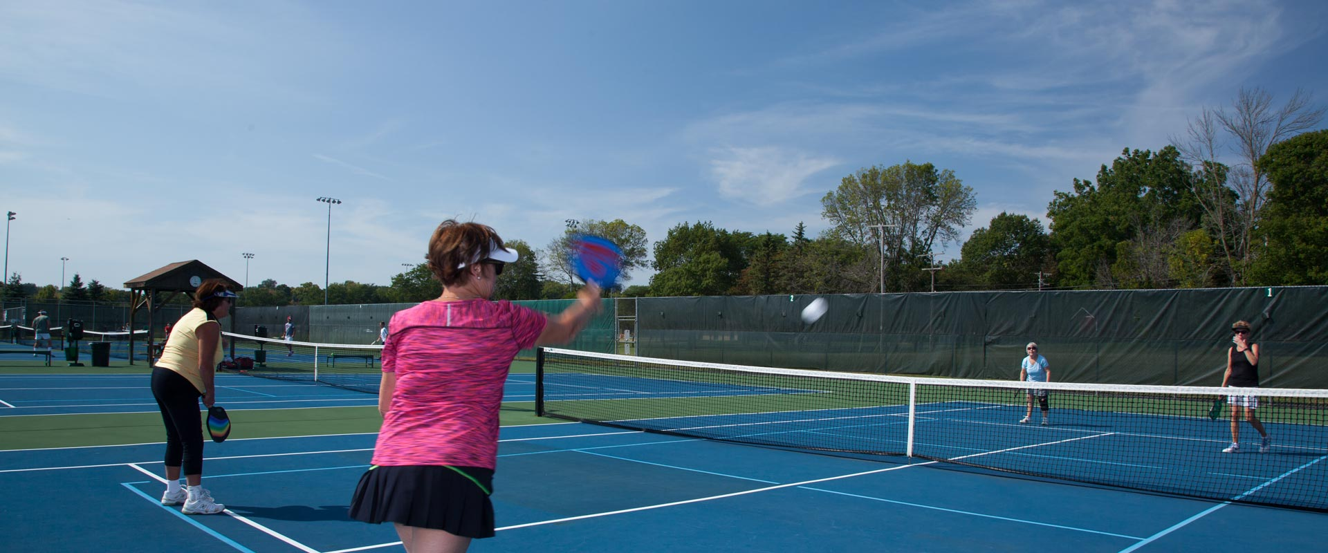 Join Us For Pickleball